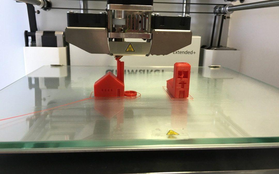 Gebruiksvormen van de Ultimaker 3D printers