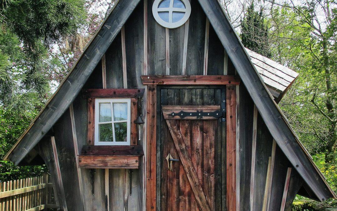 Veiligheidsmaatregelen voor zomerhuisjes en tuinhuisjes