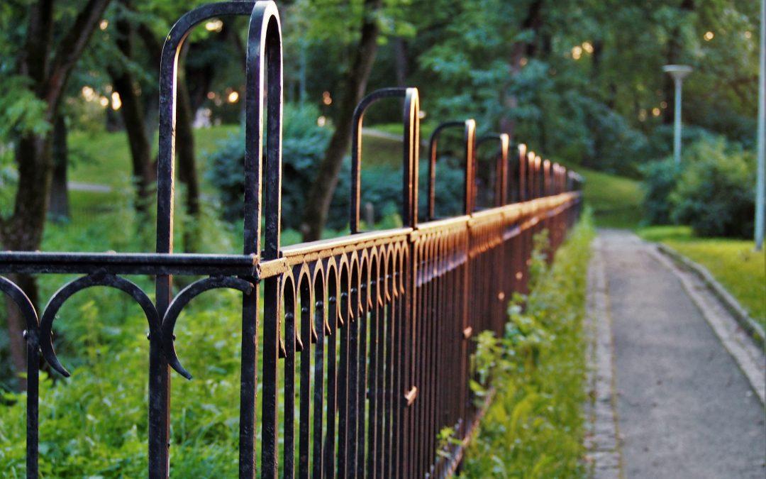 Verschillende soorten poorten